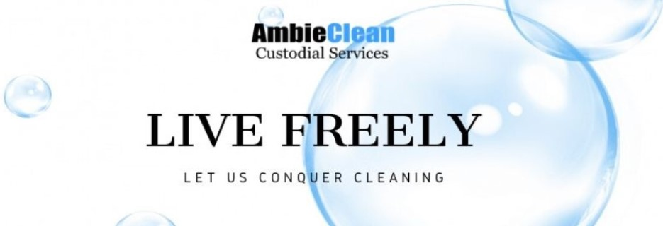 AmbieClean Custodial Services - Tacoma banner