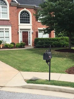 Lawn care near Lawrenceville by American Beauty Landscaping
