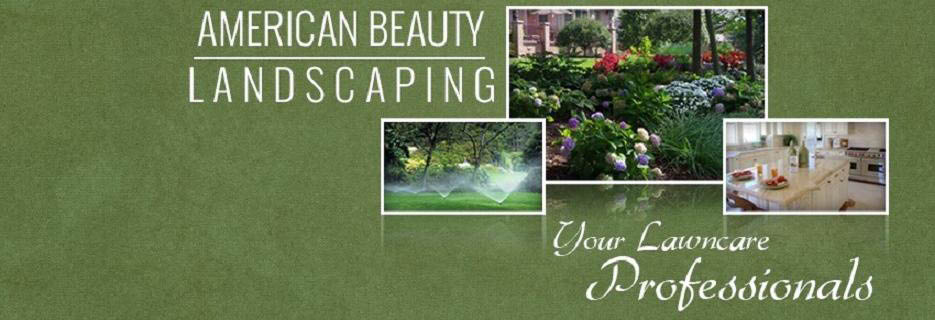 American Beauty Landscaping in Lawenceville, GA banner