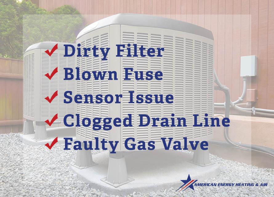 Get an HVAC check from American Energy Heating & Air near Atlanta