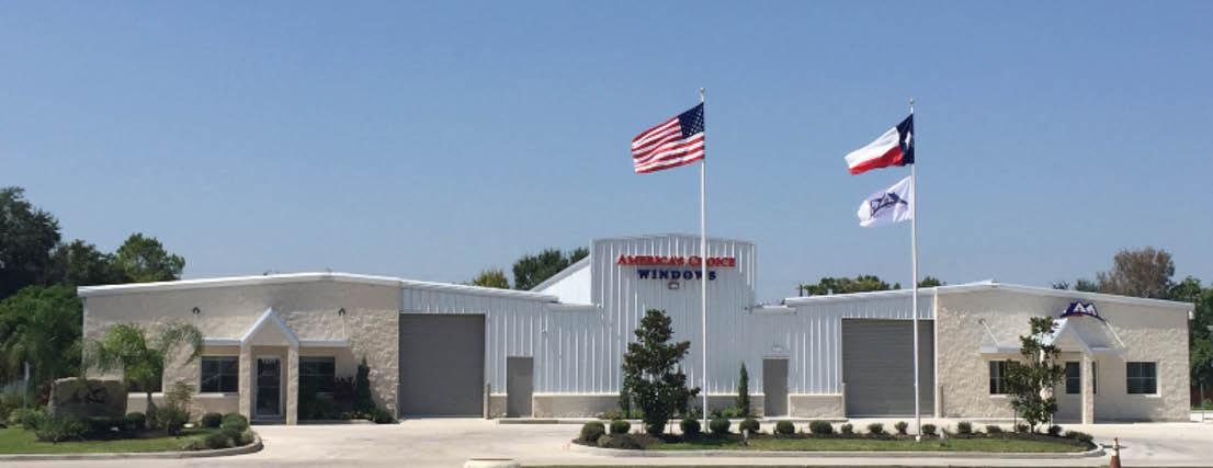 America's choice windows near Flower mound, TX