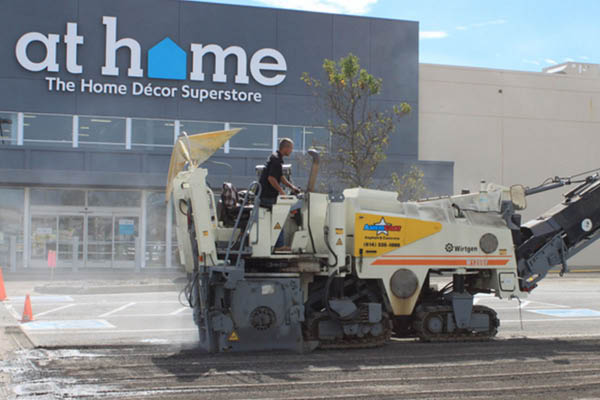 Americoat commercial paving