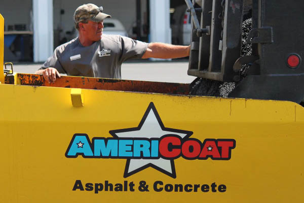 Americoat paving services