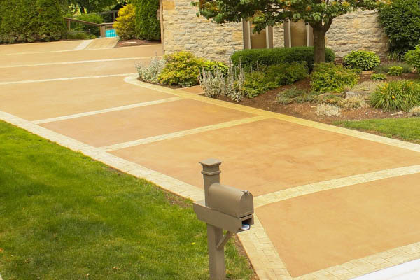 Americoat concrete sealing