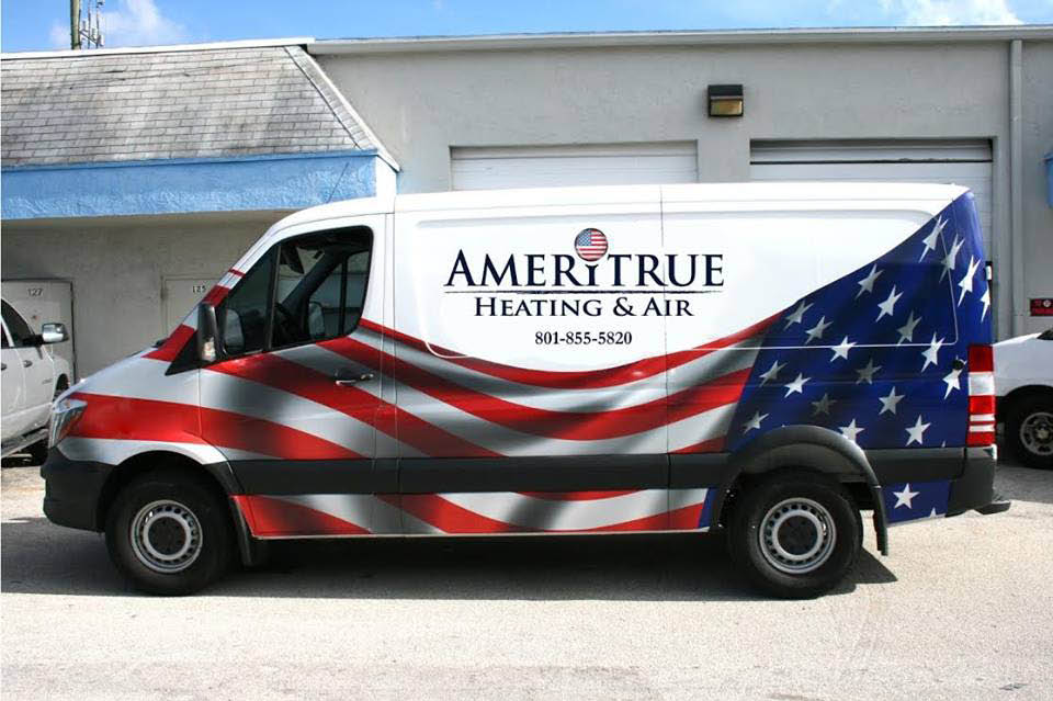 Ameritrue HVAC coupons, Heating & Air Tech coupons, Home service coupons.