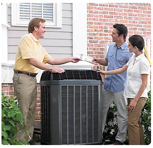 Air conditioner repair in The Woodlands, TX