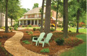 We offer landscaping services and garden supplies in Newport News
