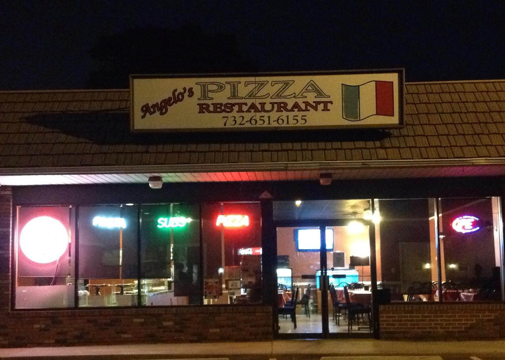 Angelo's Pizza & Restaurant, Sayreville