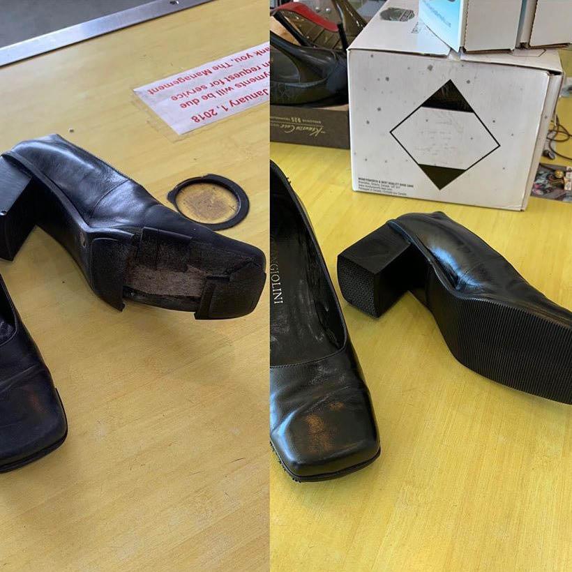 shoe repair coupons near me