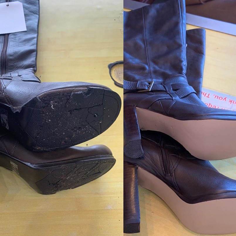 shoe repair coupons near me boot repair coupon near me