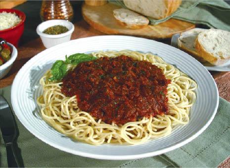 italian pasta, spaghetti; stephens city, va