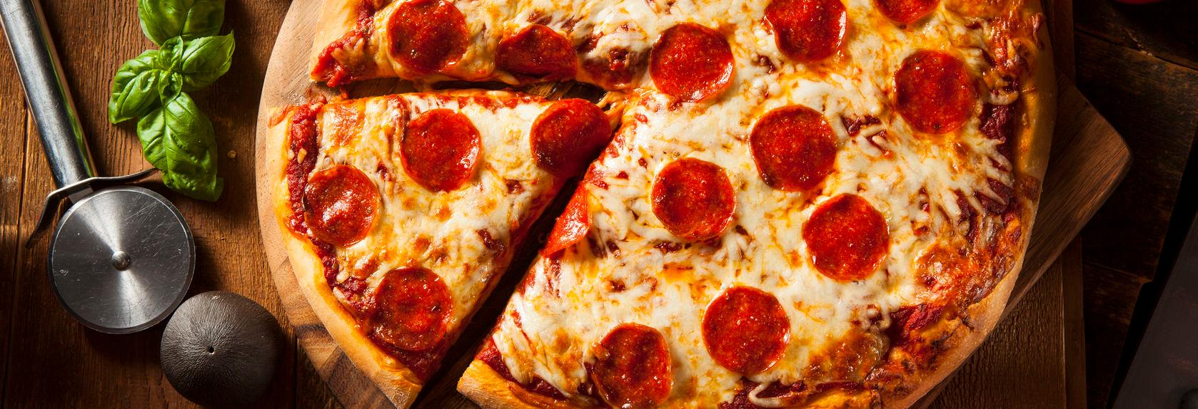 pizza, catering, dine in, take out, delivery
