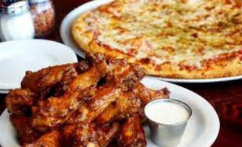 pizza, wings, italian, food, catering