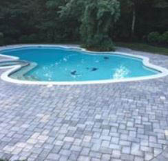 Antuofermo Contracting, concrete, pavers, landscape, pool