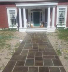 pavers, walkway, driveway, concrete
