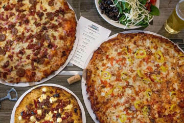 American Pizza Company Indianapolis, IN Pizza Selections