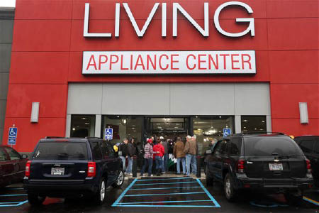appliance center living store sylvania ohio home furnishings