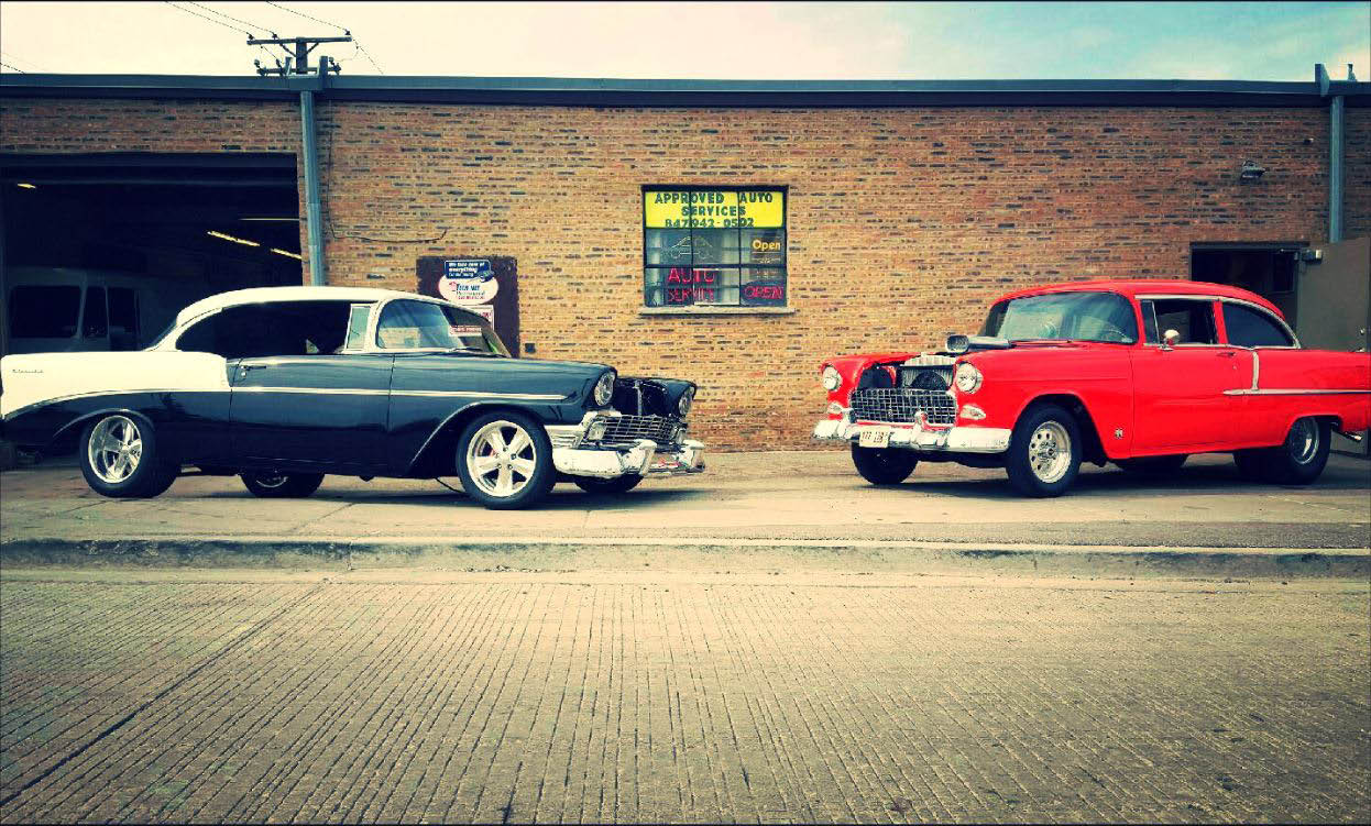 Approved Auto Services can repair your antique vehicle
