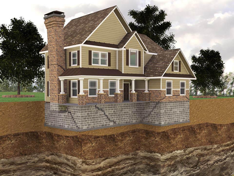 AquaGuard Foundation Solutions provides home foundation repair