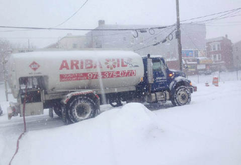 Ariba Oil is open 24 hours a day in Irvington NJ