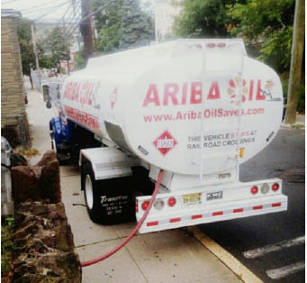 Residential & Commercial Heating Oil Delivery from Ariba Oil in Irvington NJ