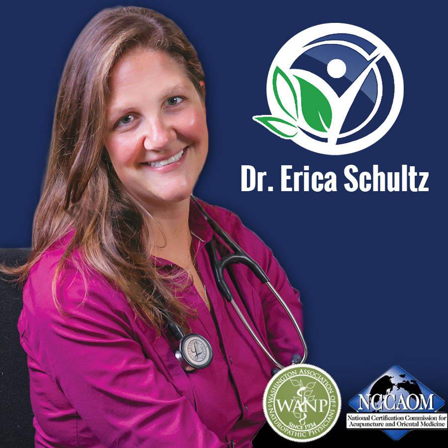 Dr. Erica Schultz at Essential Wellness Integrative Medicine and Acupuncture