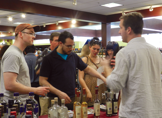 Wine Tasting Event at Arlington Wine & Liquor