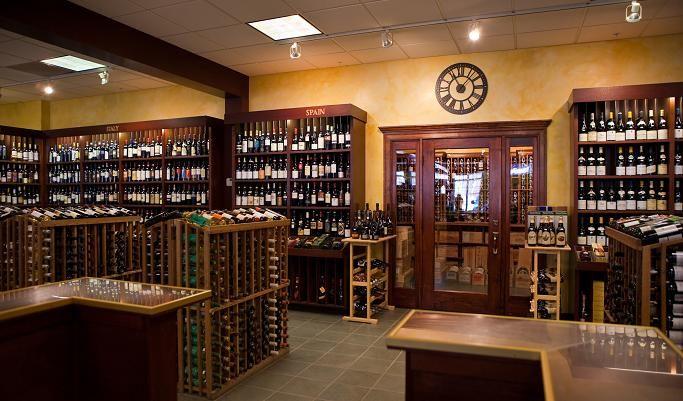 Arlington Wine & Liquor Selections