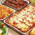 Italian foods served family style for your next party