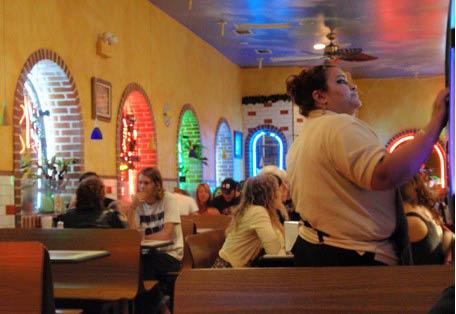Arturo's Mexican Restaurant Interior