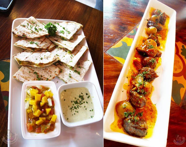 Asado Urban Grill's Delicious and Creative Appetizers & Small Plates