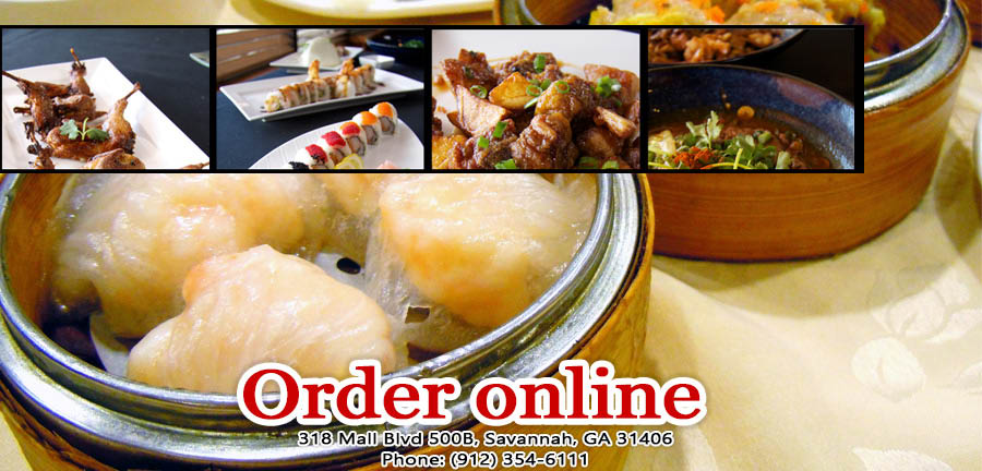 Online ordering for Chinese food