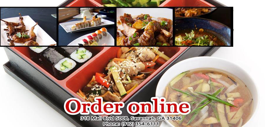 Japanese food, teriyaki chicken