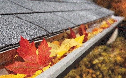 Gutters done by American Standard Roofing in Southfield, MI