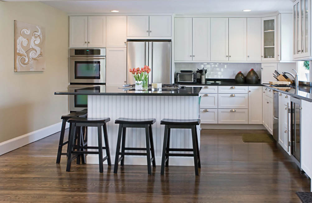 kitchen remodel in Los Angeles by ATA Remodeling & Insulation.