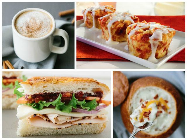Atlanta Bread for breakfast lunch or dinner
