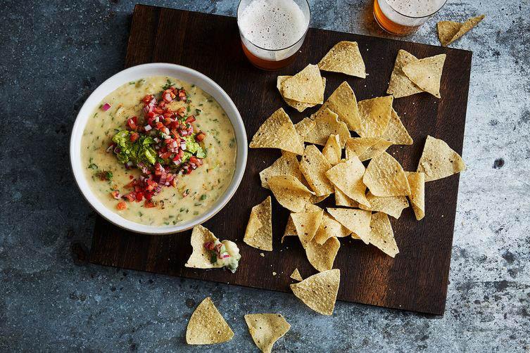 Austin Diner nachos