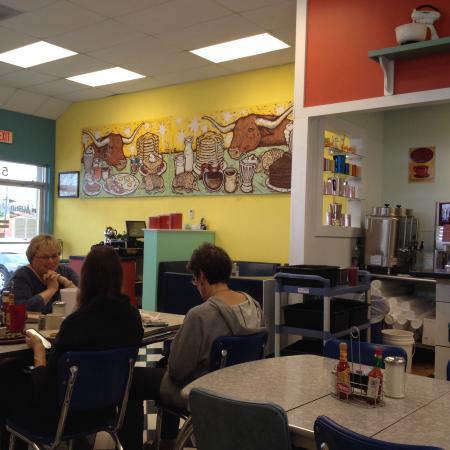 Austin Diner kitchen eatery
