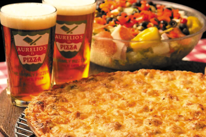Aurelio's Pizza of Fishers, IN, Pizzeria, Pizza, Pasta, Sandwiches