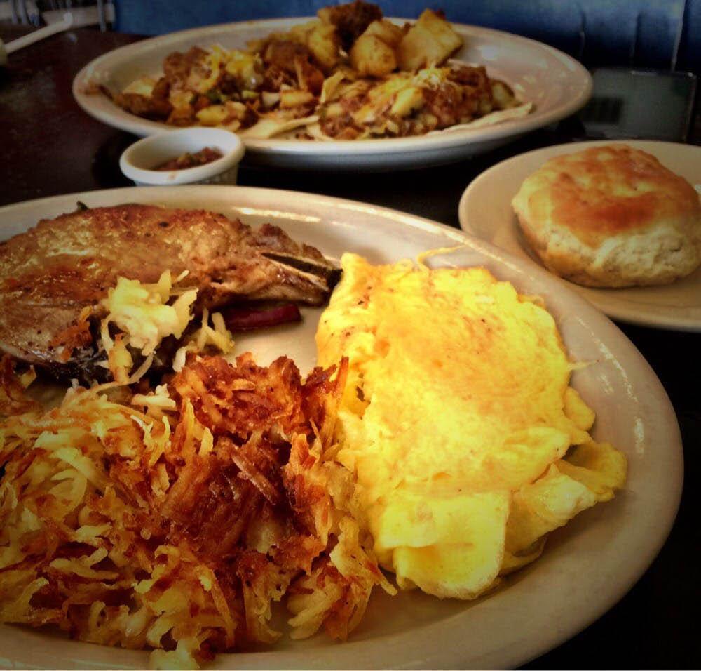 Austin Diner breakfast