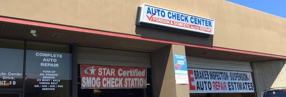 auto check center irvine ca smog check coupons near me