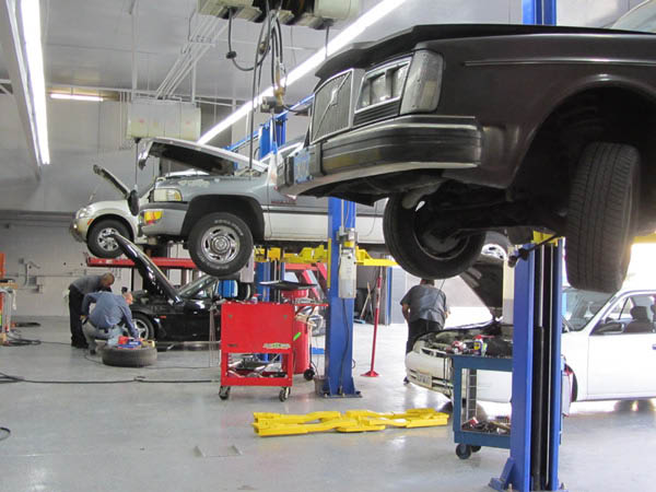 Tune up, oil change coupons near Culver City