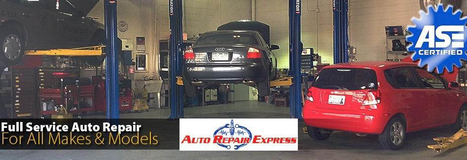 auto repair express huntington beach ca oil change coupon near me