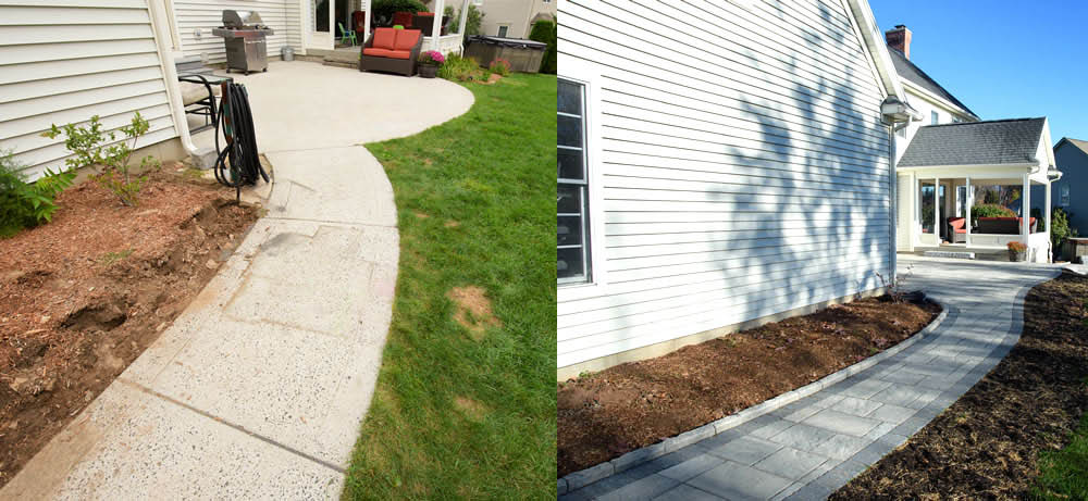 Lawn care just outside of Chicopee, MA