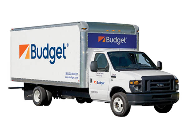 Avis Car Rental Budget rental truck