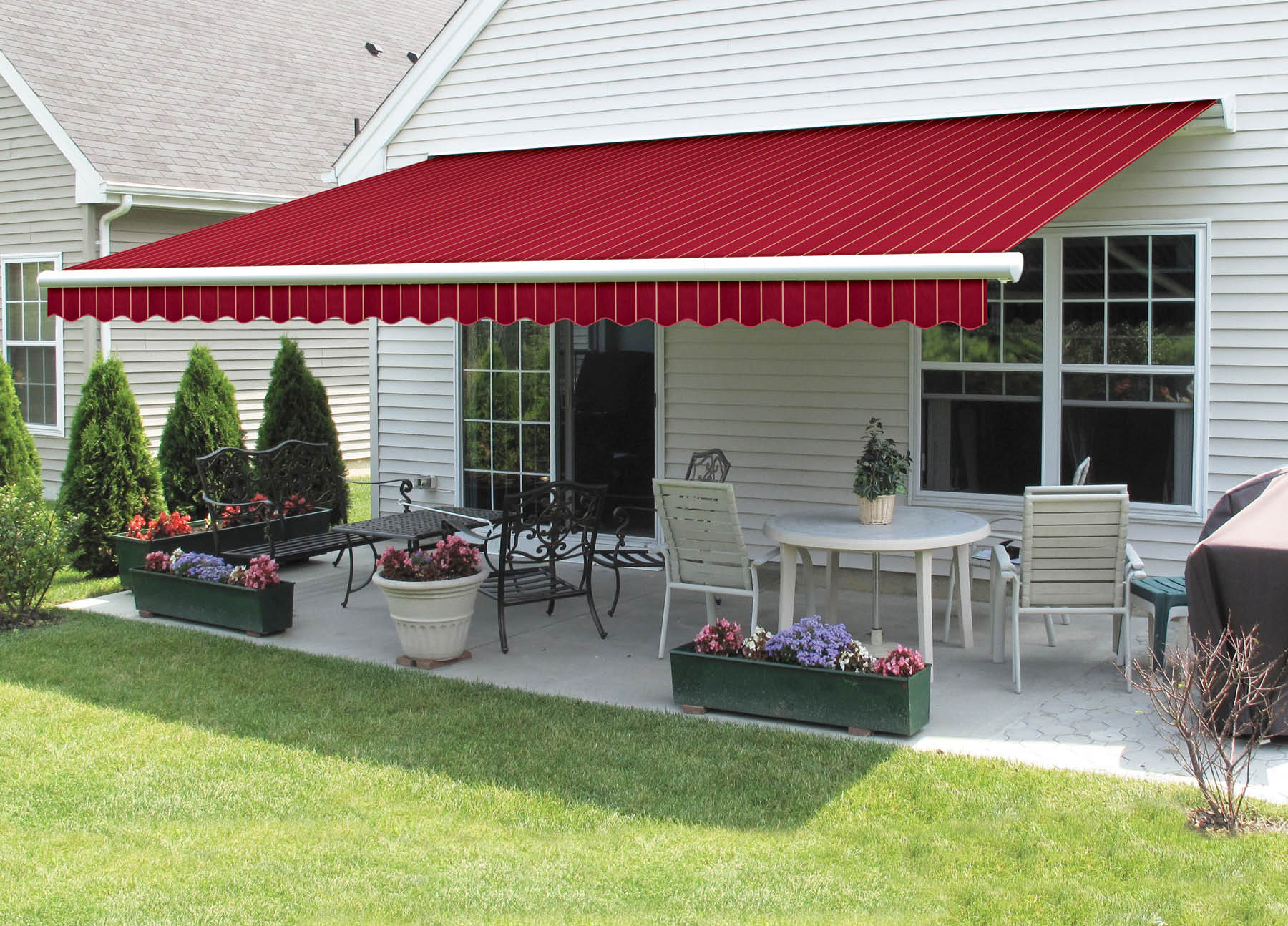 promo code 100  Durasol awnings rochester ny Patio  Enclosures