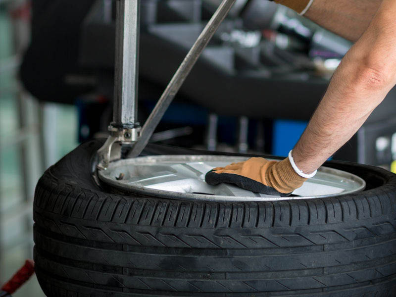 Tire Replacement And Servicing