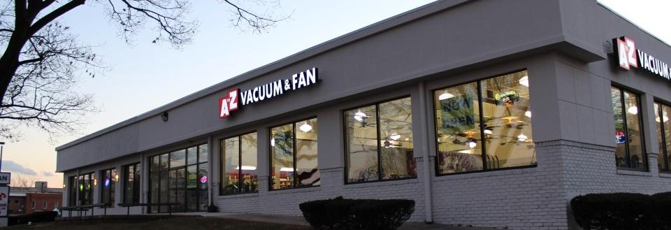A to Z Vacuum Stores in Wyomissing, PA banner