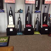 We stock an entire line of Simplicity vacuum cleaners