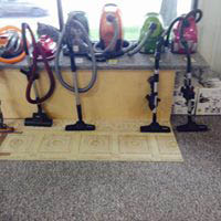 Try out our vacuum cleaners in-store at A to Z Vacuum in Wyomissing, PA